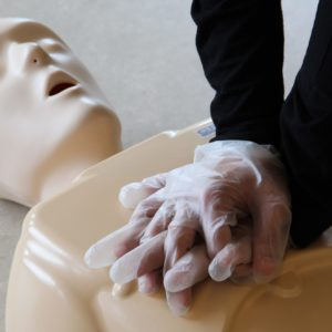 Emergency First Aid / CPR & AED Course