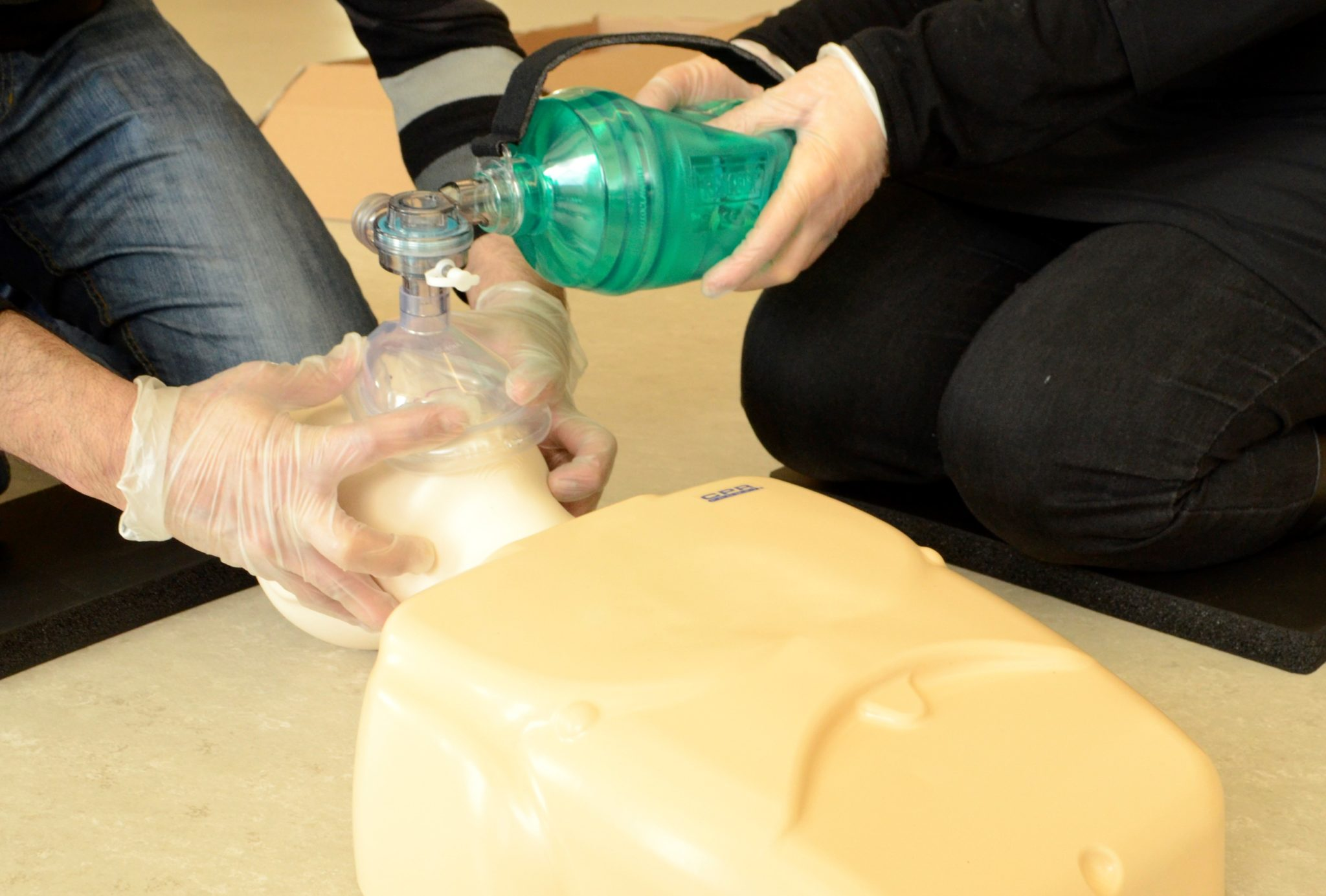 Standard First Aid CPR AED