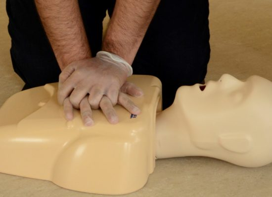 Emergency - Standard First Aid & CPR