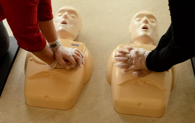 Standard First Aid Blended Nov 2019